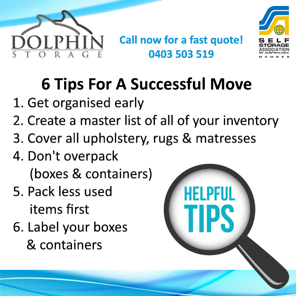 Helpful Tips for a Successful Move