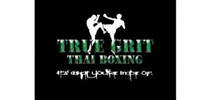 True Grit Thai Boxing Logo
