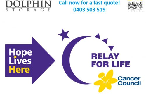 Giving Back | Relay For Life