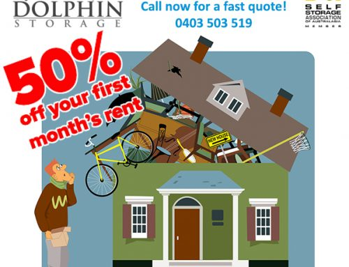 50% Off Your First Month's Rent!