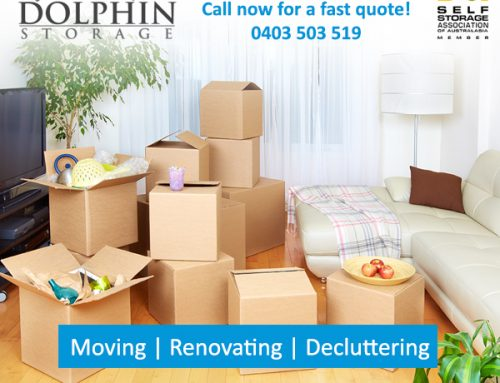 Moving, Renovating or De-cluttering?