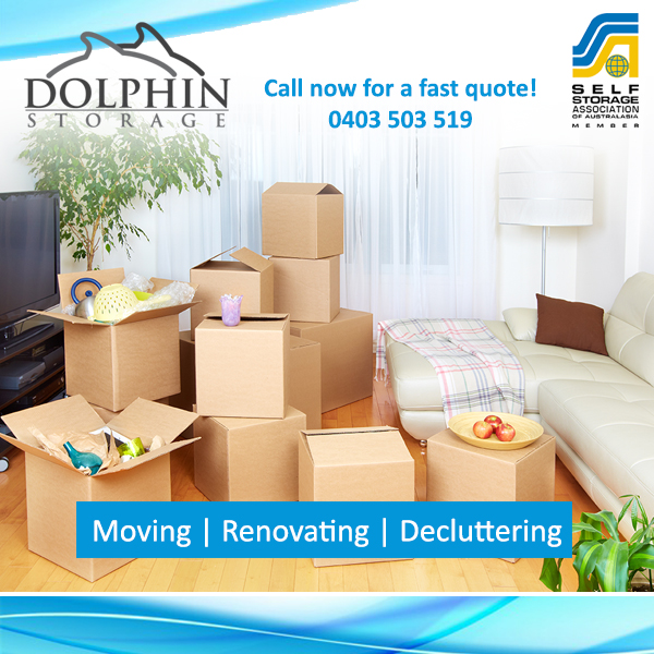 Moving, Renovating or Decluttering?