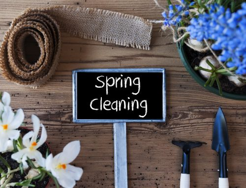Room-by-Room Spring Cleaning Checklist