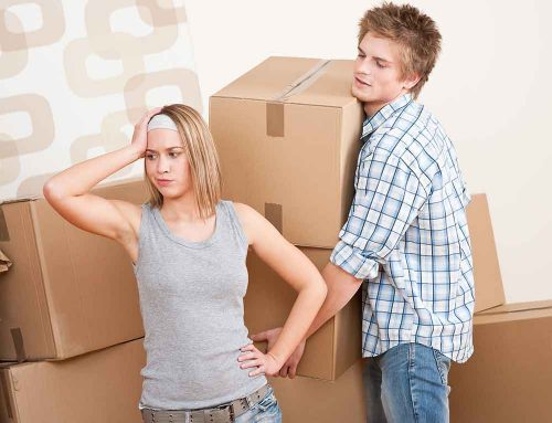 7 Top Tips for a Stress Free Move